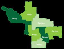 Idaho Counties